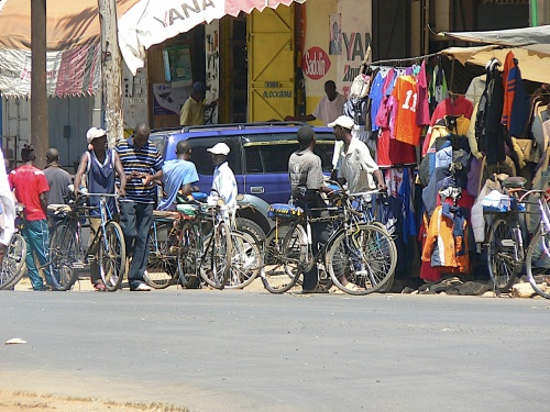 Boda Boda businessmen